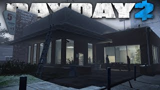 CAMERAS EVERYWHERE! - GO Bank with 22 Cams and NO ECM (PAYDAY 2 Cam Mod)
