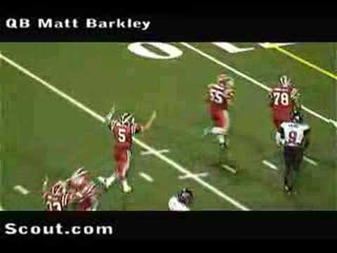 Matt Barkley - #1 QB in Class of