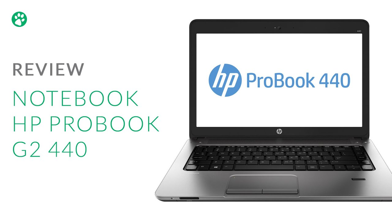 HP Probook G2 440 - Review - YouTube