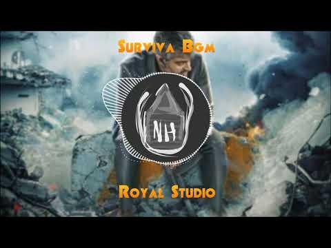 Ajith | Vivegam | Surviva | Bgm | Whatsapp Status Videos | Royal Studio