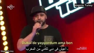 Oses Türkiye Sibel Can bir Arap şarkı Dans مشترك من المغرب ورقص سيبال جان