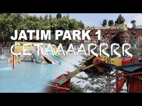 Jatim Park 1 | Puluhan Wahana untuk Belajar dan Bersenang senang