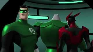 """DC Nation - Green Lantern Animated Series Episode 4 """"Into the Abyss‰"""" (Clip 1)"""