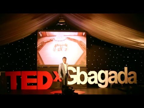 My Journey From Passion Photographer To Presidential Photographer | Bayo Omoboriowo | TEDxGbagada