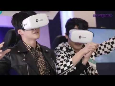 VRZone PENTAGON [Yan An & Yuto] [Hong Seok & Kino]