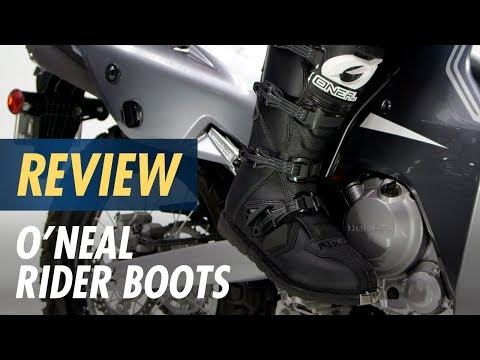 O'Neal Cycle YouTube Rider Review at Boots QExBeWCrdo