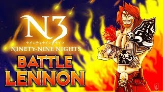 Battle Lennon - N3 : Ninety-Nine Nights