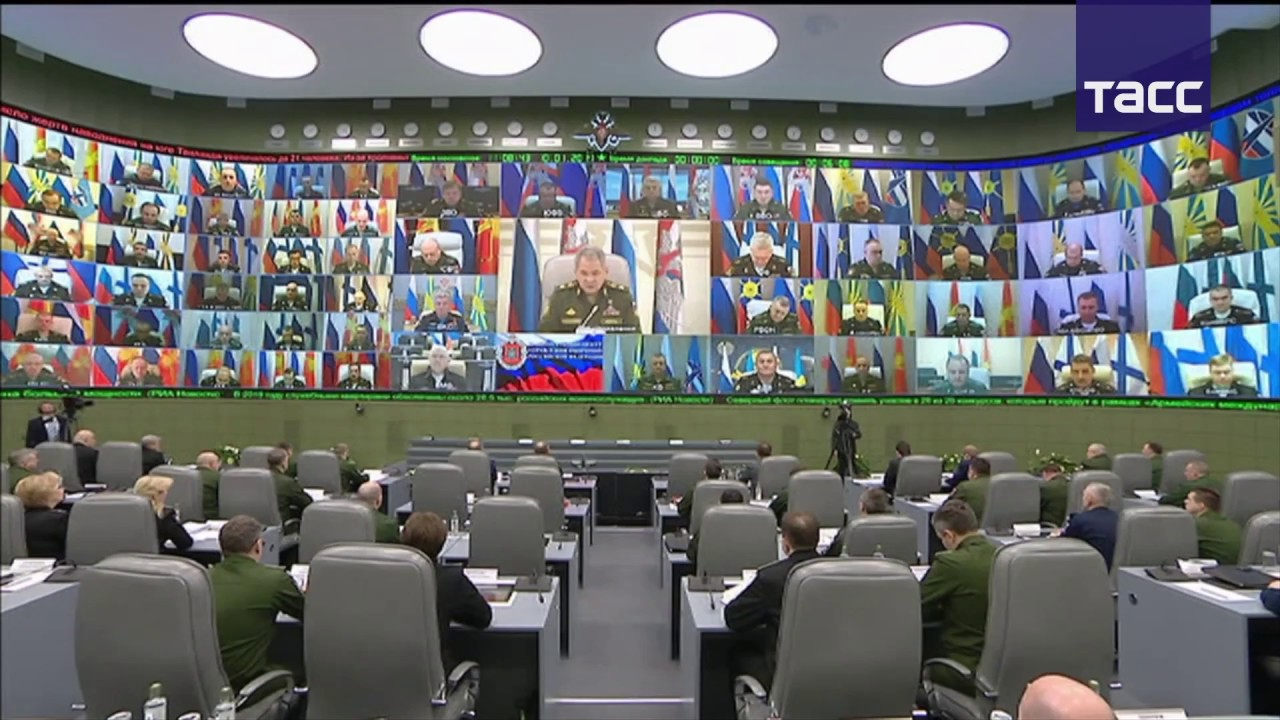 Сергей Шойгу подведёт итоги внезапной проверки ВКС