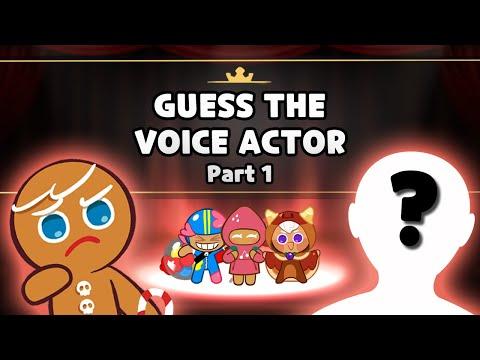 Chapter 1 - English Voice Actor's Studio - Cookie Run: Kingdom