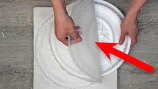 dIY   Как сделать форму из силикона своими руками  Часть#1 Подготовка моделей  Заливка компаунда
