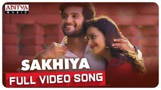 Sakhiya Sakhiya Full Song Jodi Songs Aadi Shraddha Srinath Phani Kalyan