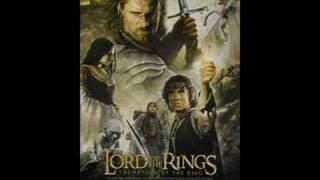 The Return of the King Soundtrack-19-Into the West