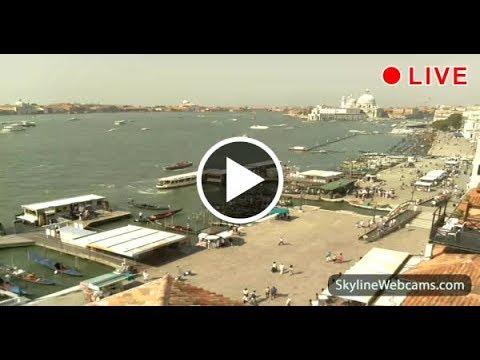 Live Webcam from Venezia - YouTube