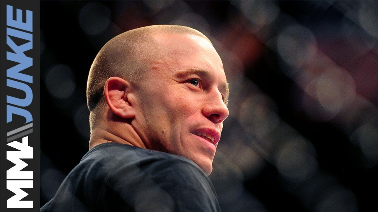Georges St-Pierre to Face Tyron Woodley vs. Demian Maia Winner, Says Dana White