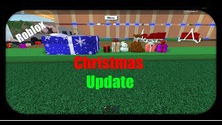 *NEW* Christmas Update 2018 Roblox Lumber Tycoon 2