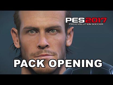 Pes 2017 PACK OPENING Gareth Bale Luis Suárez - Myclub Manchester United