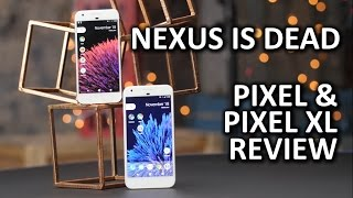 Google Pixel & Pixel XL Review - My Favorite Smartphone