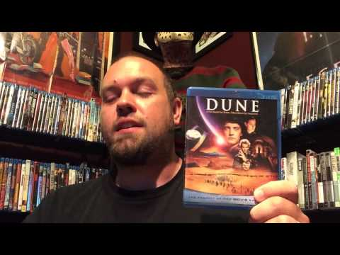 Dune (1984) Blu-Ray REVIEW!