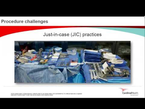 Effective Operating Room Inventory Management in the ASC Space