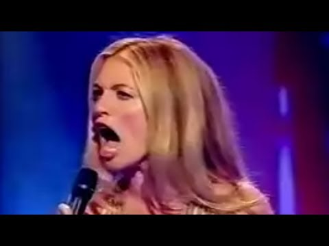 Cat Deeley loses it and swears on live TV