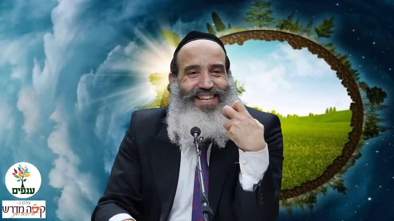 כיסאות לחיים חדשים - הרב יצחק פנגר HD - שידור חי