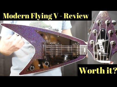 the-most-controversial-gibson-guitar-of-2018---the-modern-flying-v-|-full-review-+-demo