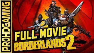 Borderlands 2 I Full Movie I Story Walkthrough [Full HD]