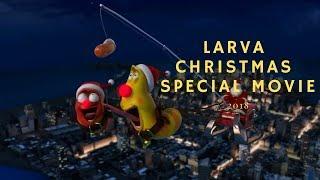 LARVA CHRISTMAS SPECIAL MOVIE   Cartoons For Children   Larva Cartoon   LARVA Official