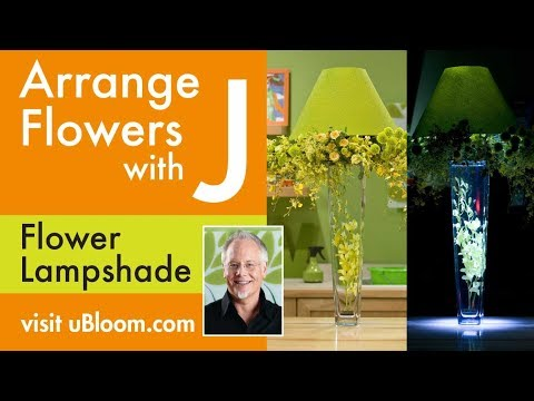How To Arrange Flowers Flower Vase Lamp For Wedding Or Special Event