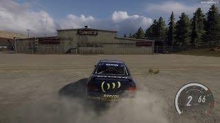 DiRT Rally 2.0 - DirtFish Test Drive in Subaru Impreza 1995 [4K 60FPS]