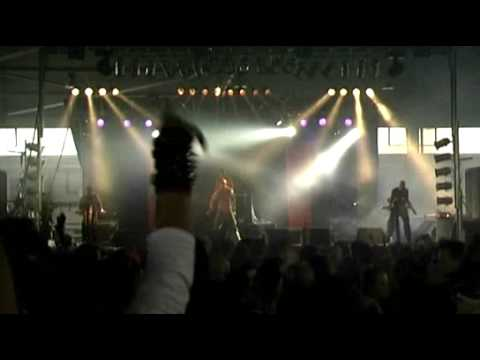 Combichrist - This Shit Will Fuck You Up (Live At Mera Luna 2005)