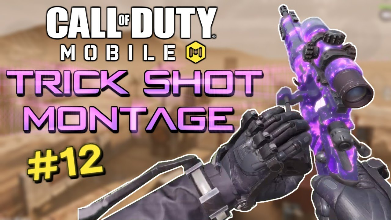 [COD MOBILE] Trick Shot Montage #12 by Summer