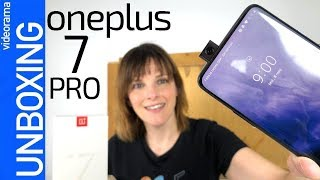 Oneplus 7 PRO unboxing -ASALTO a la gama PREMIUM-
