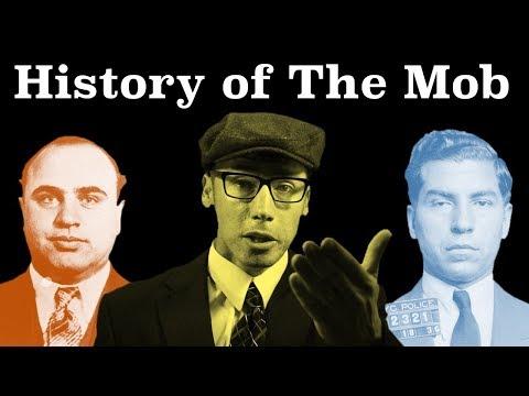 A Brief History Of The American Mafia