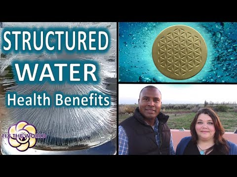Structured Water Why Its So Good For You!