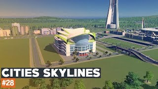 Cities Skylines #28 | CENTRUM EXPO