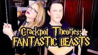 Crackpot Theories: FANTASTIC BEASTS AND WHERE TO FIND THEM