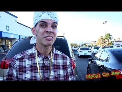"LiL MoCo's ""CAR SHOP"""
