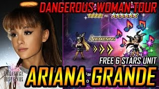 Ariana Grande! A Free 6 Stars Unit? Too Good to be True?