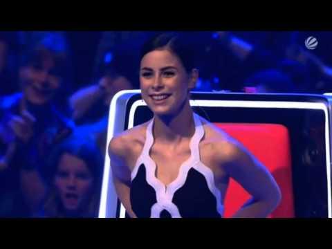 Magdalina - Wolke 4   Halbfinale   The Voice Kids 2016
