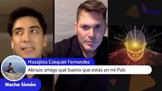 Conexiones con Ricardo Garcia  (2da temporada) Invitado:   Crstian Vidaln
