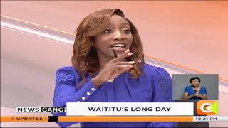 NEWS GANG | Why Governor Waititu is in trouble