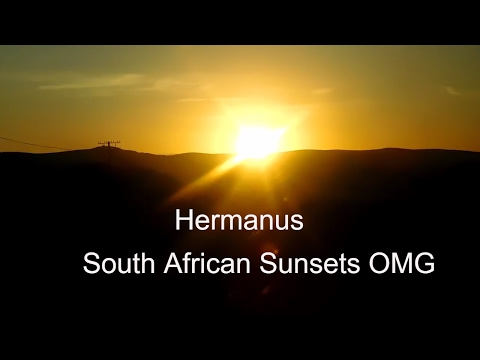 Travel Vlog |  Hermanus Via Jeffrey's Bay | Sunsets OMG | Epic Trip To South Africa 2016 |
