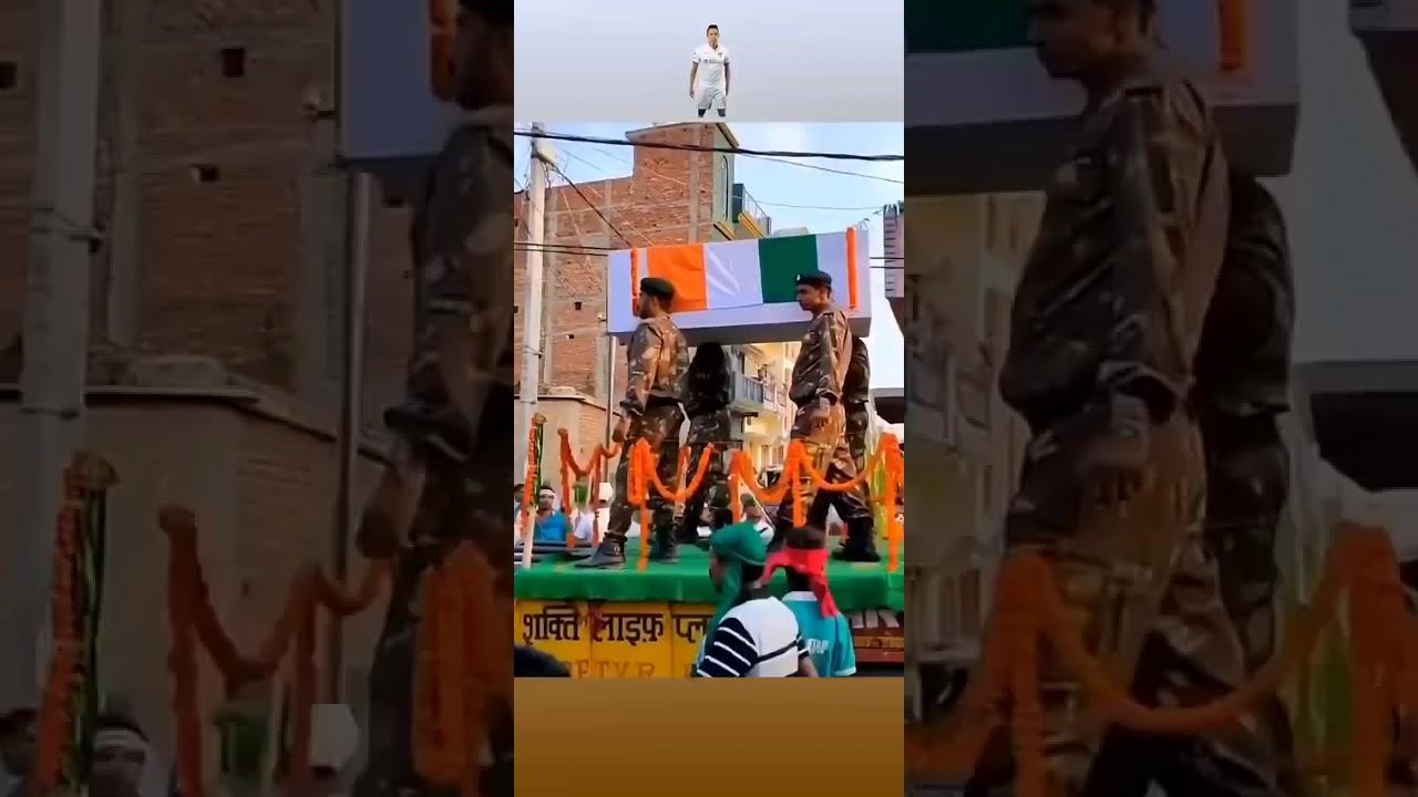 शहीद जवान status Army Status 🇮🇳 जय हिन्द अपने देश के जवानों को 🇮🇳 जय मा भारती वंदे मातरम 🇮🇳