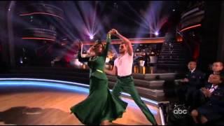 Dancing With the Stars Season 15  Week 8 Kirstie Alley & Maksim Chmerkovskiy   Viennese Waltz