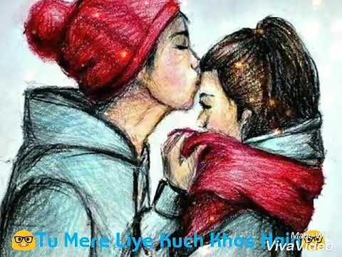 Whatapp Status video for lovers ( tu mere liye kuch...