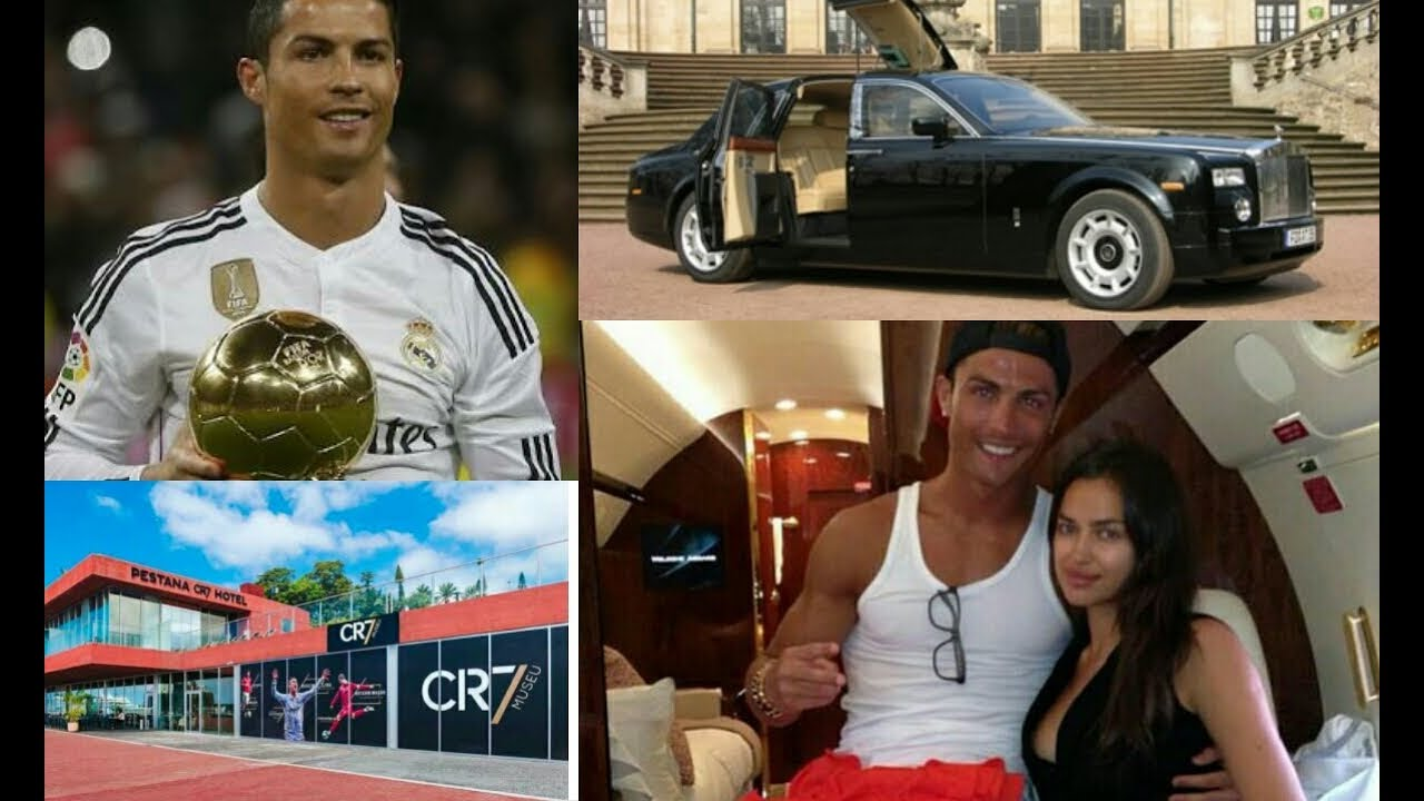 Cristiano Ronaldo Luxurious Lifestyle Net Worth Income Mansion And Cars 2018