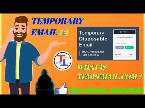 DISPOSABLE TEMPORARY E-MAIL 📧 || WHAT IS TEMPORARY E-MAIL? 🤔 ||  What Is TEMPMAIL & 10MINUTEMAIL?