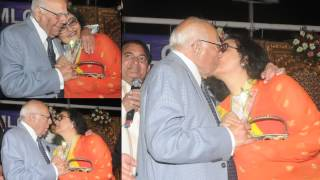 Watch: Ram Jethmalani in a romantic mode Subscribe http://bit.ly/su...
