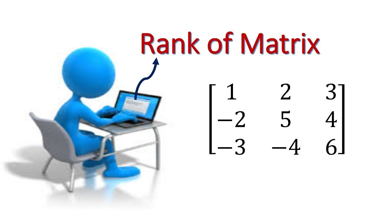 Download Rank and Nullity of a Matrix